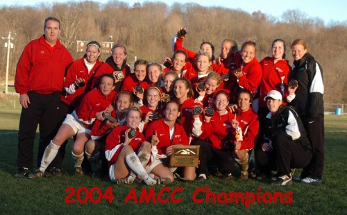 2004 Conference Champions